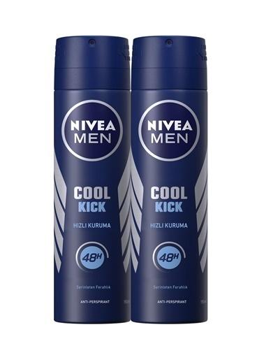Nivea Nivea Dry Sprey Deodorant 150Ml Erkek 3'Lü Paket Renkli